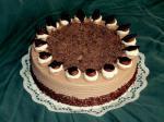 Schokoladenkremtorte