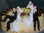 Kantenhocker Braut sitzend (#57a) Braut knieend (#57b)